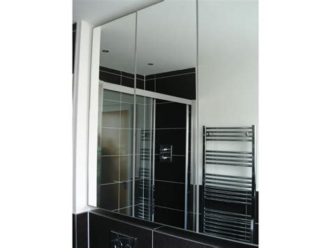 Black Bathroom Mirror Cabinets