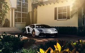 Matte Lamborghini Aventador Wallpapers HD Wallpapers