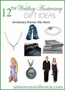 twelfth anniversary 12th wedding anniversary gift ideas With 12th wedding anniversary gifts for him