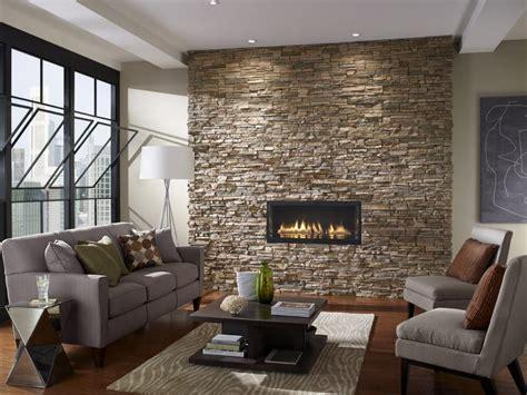 Wohnzimmer Wand Steine by Photos Hgtv