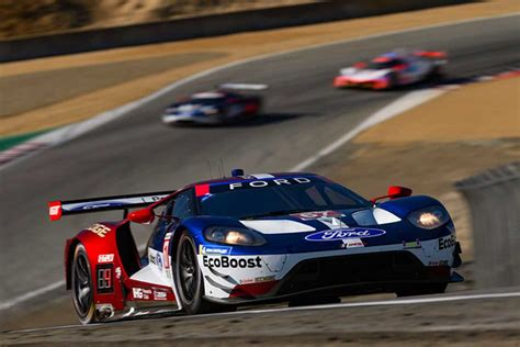 Ford Gt Race Car To Make Aussie Debut At Bathurst 1000