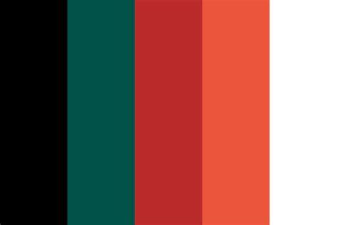 nike color palette
