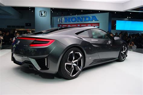 Acura Nsx For Sale 2013 by Acura Nsx Live In Detroit 15 01 2013 Wheels Cars