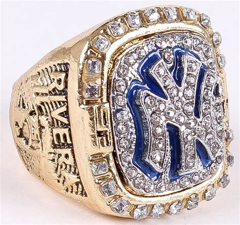 Mariano Rivera New York Yankees High Quality Replica 1999 ...