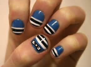 Cute nail designs for really short nails images pictures becuo