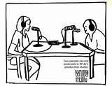 Coloring Radio Wtju Quarantined Ages sketch template
