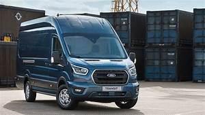 New Ford Transit 2019