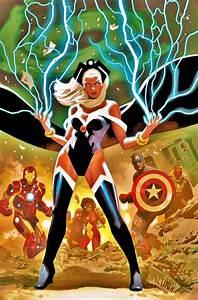 Female, Superhero, Storm