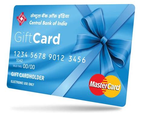 Central Bank Of India Debuts Gift And Virtual Cards To