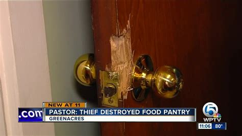 Starting A Food Pantry At Your Church Church Burglary Puts Food Pantry At Risk