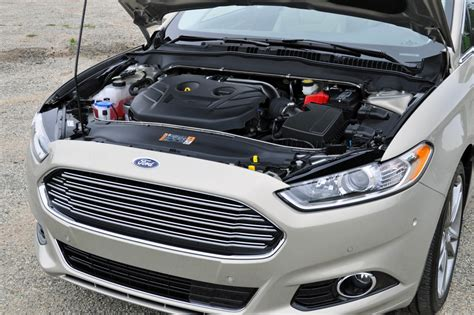 Mpg 2015 Ford Fusion 2 0l Turbocharged Ecoboost Review