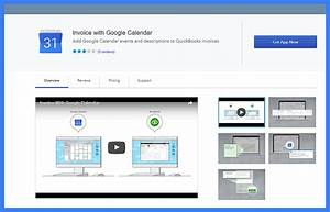 Create qbo invoices using google calendar events for Invoice with google calendar