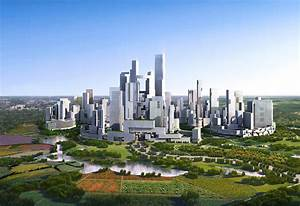 China Is Building A Brand New Green City From Scratch ...