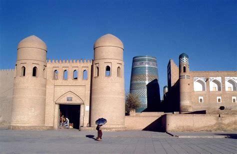 Khiva  Wikipedia, Den Frie Encyklopædi