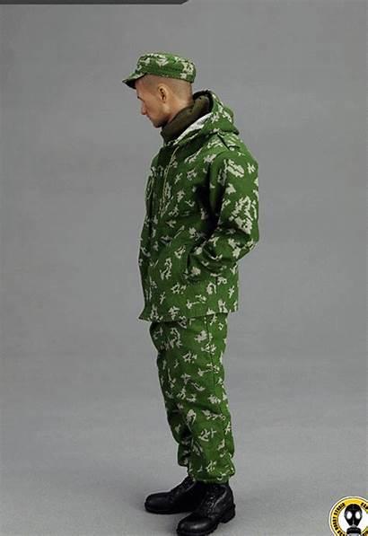 Kgb Vdv Russian Hobby Uniform Inch Military