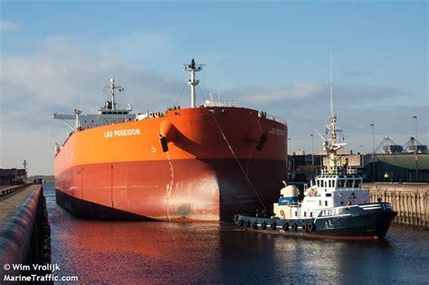 vessel details  lr poseidon crude oil tanker imo  mmsi  call sign