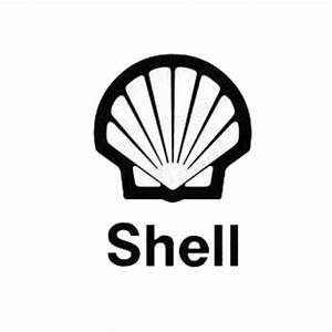 Shell logo famous logos decals, decal sticker #880