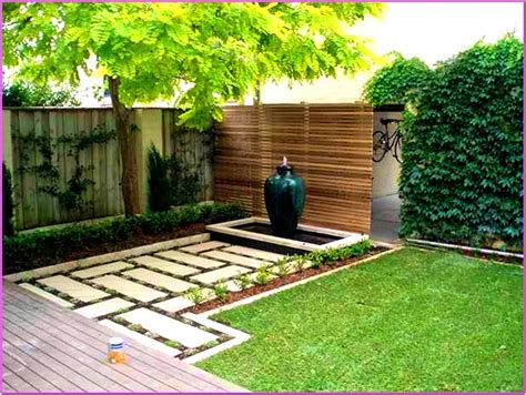 Simple Backyard Patio Ideas Cheap Landscaping For Back ...