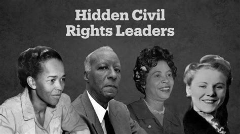 lesser  leaders    civil rights movement trt