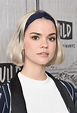 MAIA MITCHELL at Build Studio in New York 01/29/2019 ...