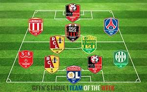 Ligue 1 Team of the Week 11 (2014/15) | Get French ...