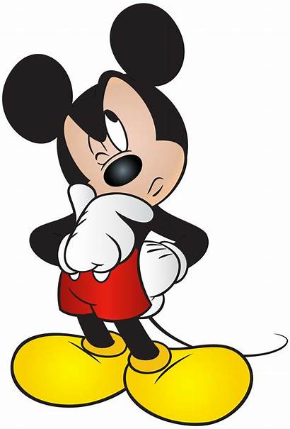 Mickey Mouse Minnie Transparent Clipart Disney Walt