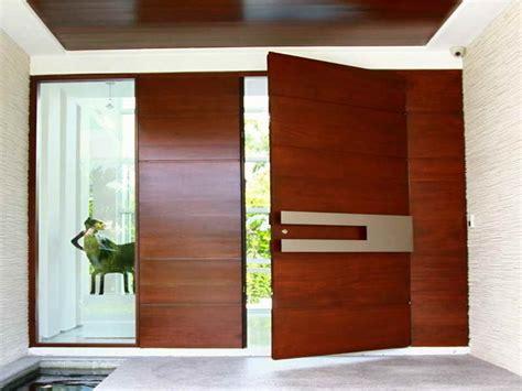 Latest Door Models For Minimalist House