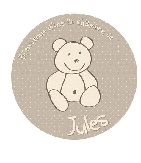 stickers ourson chambre bébé stickers chambre bebe ourson