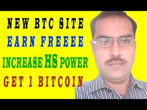 how to earn bitcoin without mining how to earn free 1 bitcoin how to increase cloud mining