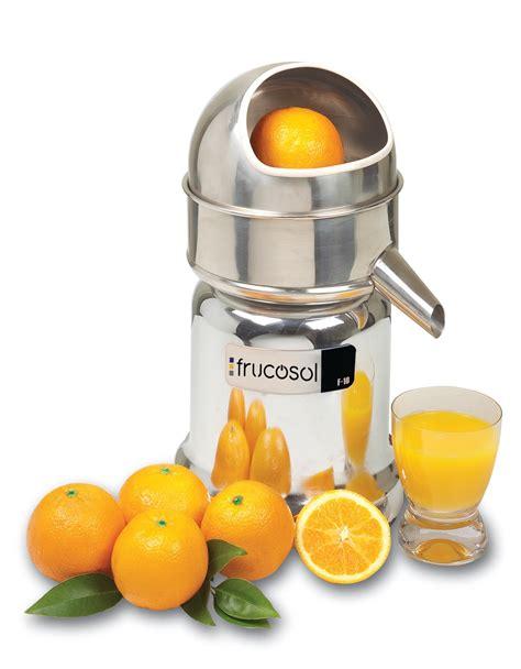 orange juicers mod automatic f10