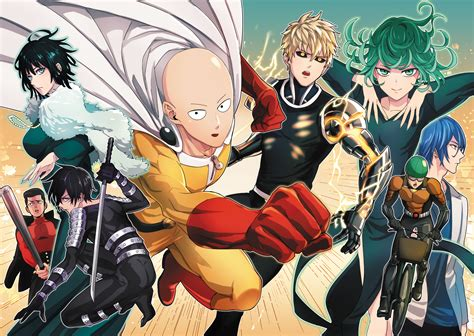 One Punch Man HD Wallpaper (72+ images)