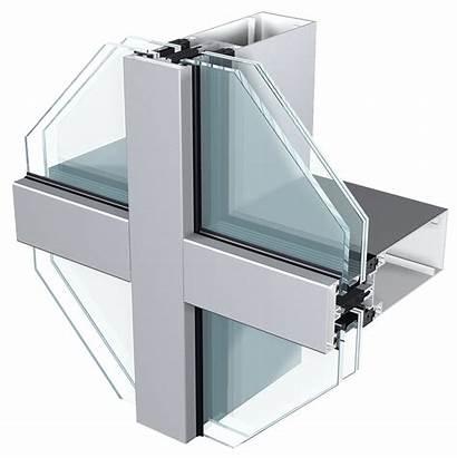 Aluminium Glass Aluminum Curtain Facades Facade Installation