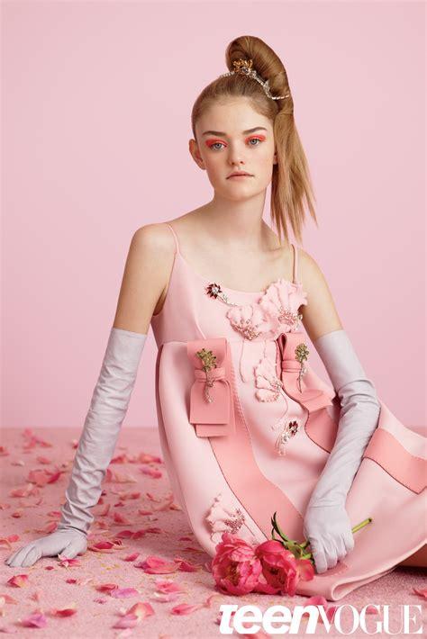 Willow Hand Teen Vogue September 2015 Issue Photos Teen Vogue