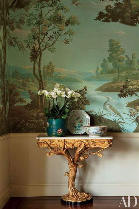 floral wallpaper decorating inspiration