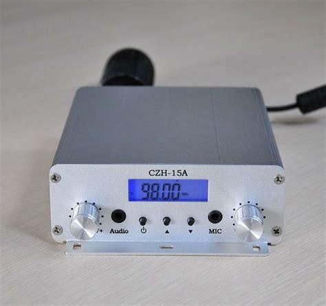 Aliexpress Buy Czh Stereo Pll Broadcast