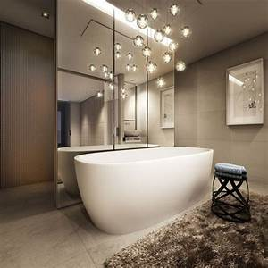 Sensational pendant lights in stunning bathrooms that you have to see
