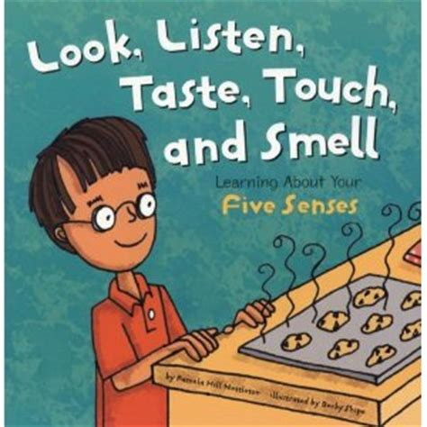 5 senses taste test no time for flash cards 714 | Look Listen Taste Touch and Smell