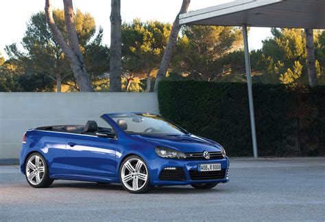 2018 Volkswagen Golf R Cabriolet Technical Specifications