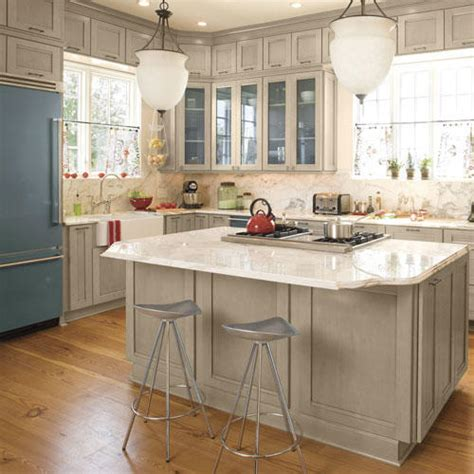 remodeled kitchens with islands stylish kitchen island ideas southern living