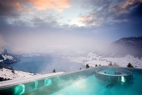 hotel villa honegg schweiz villa honegg a luxury hotel with the most beautiful pool view in the world