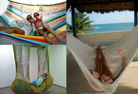 Crochet Hammock by Summer Days 12 Gorgeous Crochet Hammocks For Relaxation
