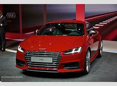 New Audi TTS Priced at €49,100 in Germany – the Most