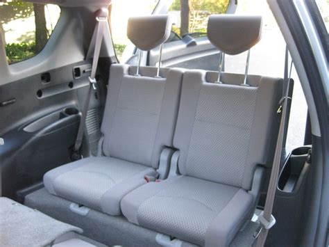 Rav4 Third Row Seat by 2007 Toyota Rav4 4wd 4 Cyl Auto 7 Passengers 3rd Row