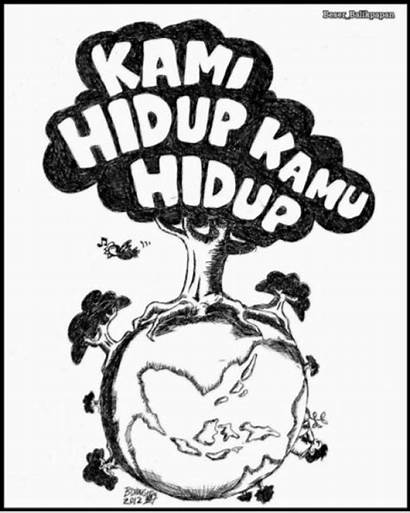 Lingkungan Contoh Poster Gambar Slogan Yang Alam