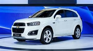 2014 Chevrolet Captiva makes its debut in Bangkok