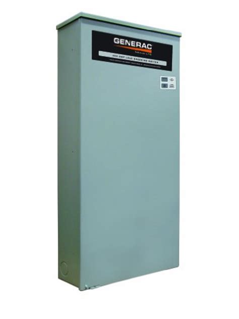 Generac Portable Generator Shed by Generac Rtsj200a3 Nexus Lts 200a 120 240 1 Nema 3r