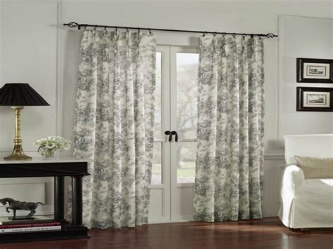 drapes sliding patio doors how to decorate a patio door with curtains the home redesign