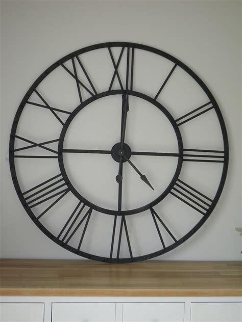 horloge indus maisons du monde  photo de deco broc  patine le grenier de sara
