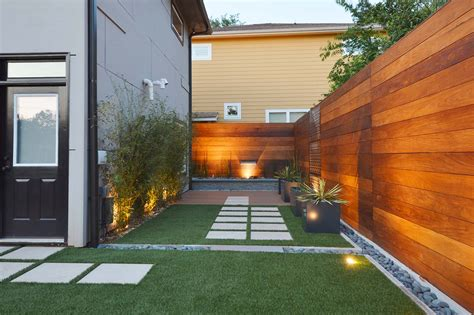Modern Home Design Nc by Sustainable Landscape Design Compliments Modern Architecture