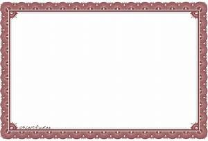 Free Certificate Template High Resolution Award Template Borders Blank Certificates